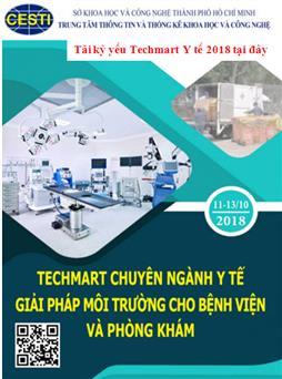 Banner tải kỷ yếu Techmart Y tế 2018